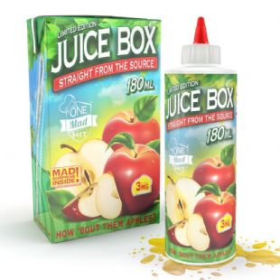 One Mad Hit Juice Box E-liquid 180ml